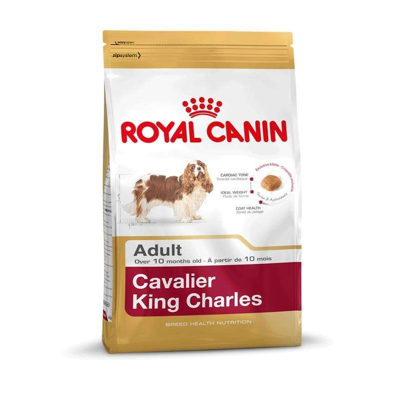 Breed Health Nutrition Cavalier King Charles Adult 7.5 kg