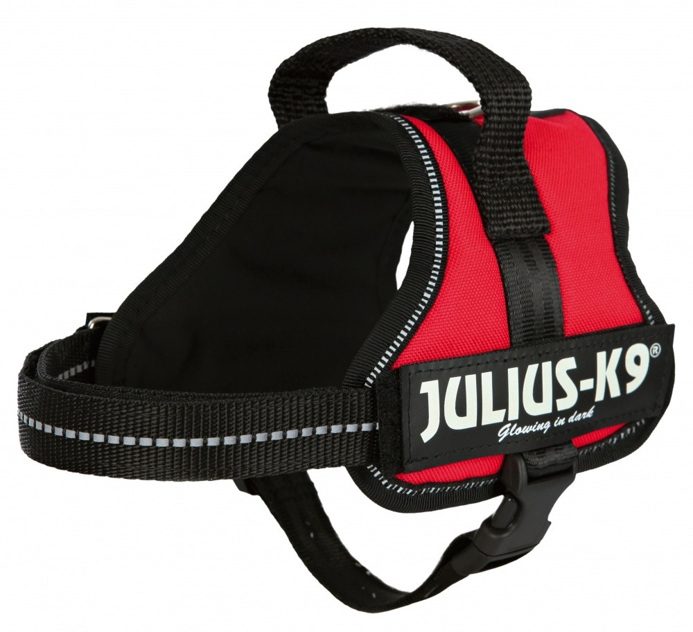 Julius K9 Powertuigje, Mini-Mini/S  Rood S