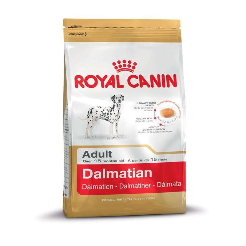 Royal Canin Breed Health Nutrition Dalmatian Adult 3 kg, 12 kg