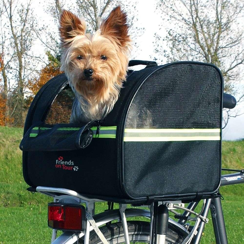 Biker Bag 35x28x29 cm  von Trixie online günstig kaufen