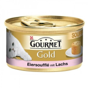 Purina Gourmet Gold - Egg Soufflé with Salmon 85 g
