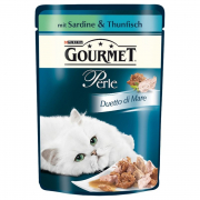 Purina Gourmet Perle - Duetto di Mare with Sardine and Tuna Art.-Nr.: 8497