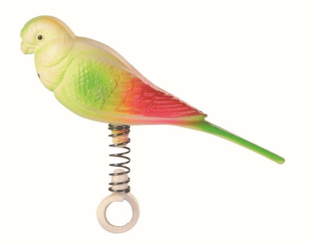 Trixie Kleine Parkiet op Veer Veelkleurig 10 cm met korting aantrekkelijk en goedkoop kopen