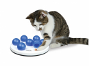 Cat Activity Solitaire voor katten Wit