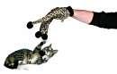 Trixie Handschuh mit 4 Pompon Bällen Art.-Nr.: 8828