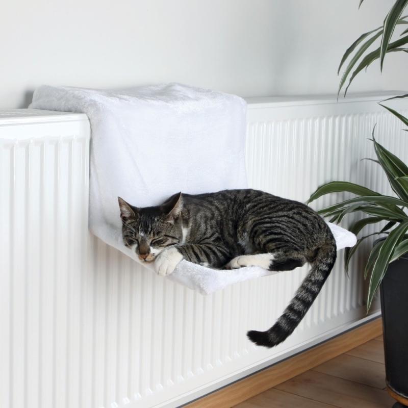 Trixie Radiator Hangmat Verstelbaar  Wit 45x24x31 cm