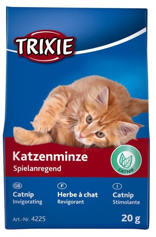 Trixie Cat Nip - Kattemynte 20 g 4011905042251 erfaringer