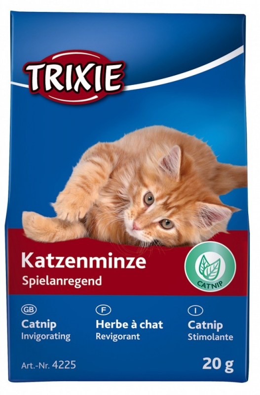 Trixie Cat Nip - Kattemynte 20 g  kjøp billig med rabatt