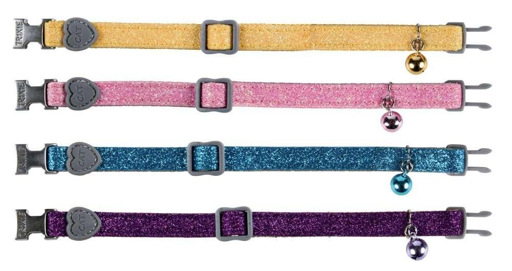 Katthalsband Glitter Nylon 30 cm  från Trixie köp billiga på nätet