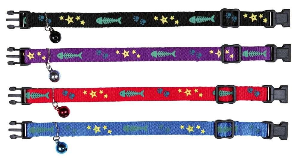 Trixie Collar para Gatos XL Nylon 30 cm