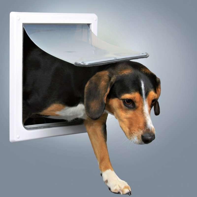 Trixie 2 Wege Freilauftür für Hunde