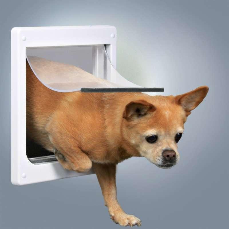 Trixie 2 Wege Freilauftür für Hunde  4011905038773 Erfahrungsberichte