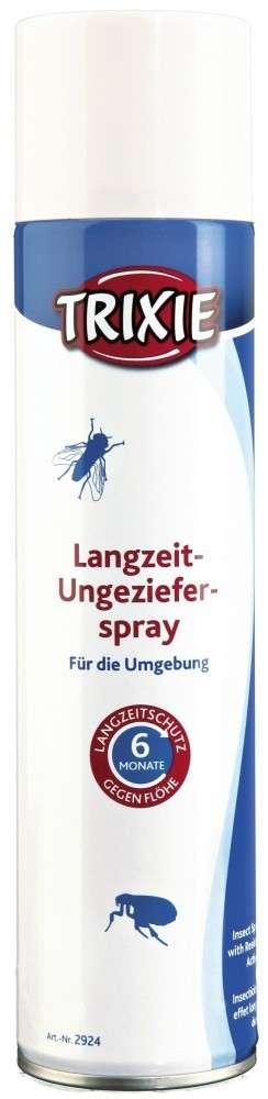 Trixie Spray Antiparásitos Larga Duración 400 ml
