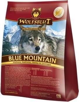 Wolfsblut Blue Mountain 500 g, 2 kg, 15 kg køb rimeligt og favoribelt med rabat