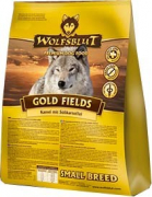 Wolfsblut Gold Fields Small Breed Camello e Patate dolci 2 kg Cibo per cani