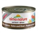 Almo Nature Legend Pollo y Carne de Vacuno 70 g