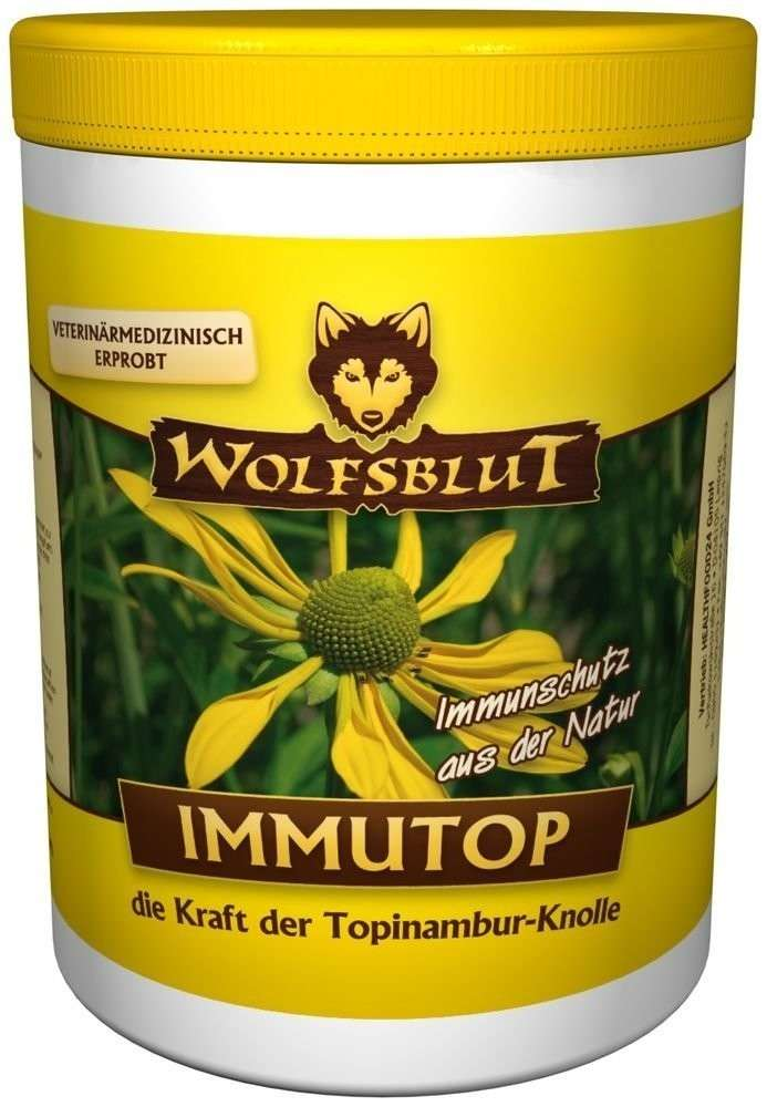 Wolfsblut Immutop med Aardpeer 500 g