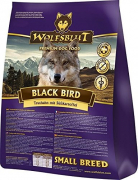 Wolfsblut Black Bird Small Breed Pavo y patata dulce 15 kg
