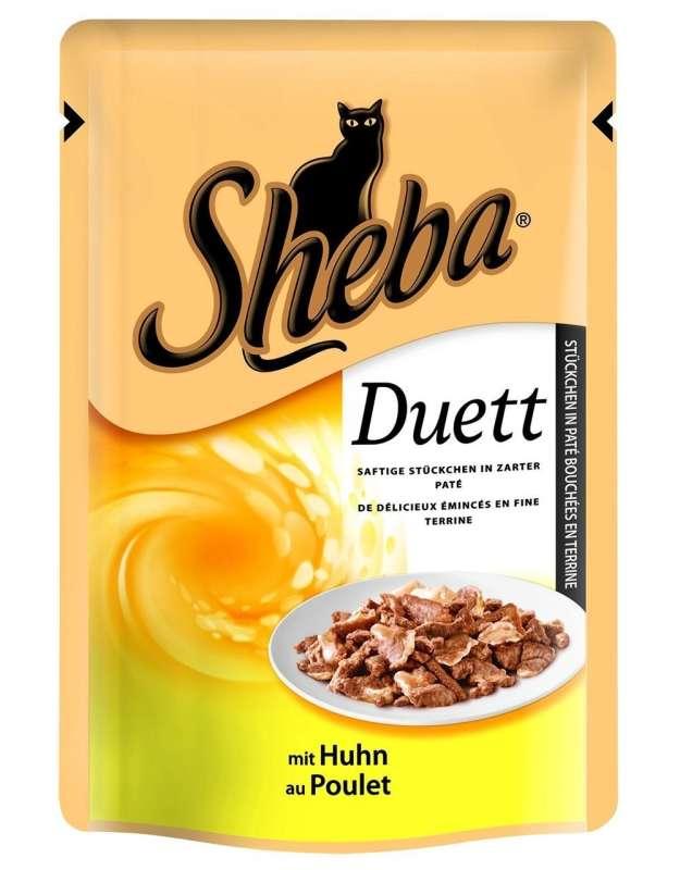 Sheba Duett Kana 4770608246303 kokemuksia