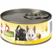 GranataPet Kitten - Chicken Pure 6x100 g