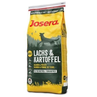 Josera Nature Laks & Poteter 1.5 kg, 15 kg, 4 kg, 900 g kjøp billig med rabatt