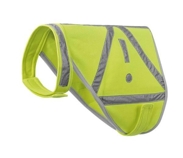 Hunter Veiligheidsjasje voor honden, L Neon groen 4016739422293