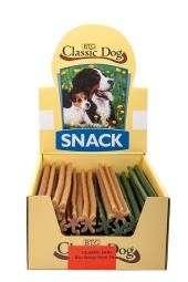 Classic Dog Snack Chewing Sticks 5 stars 25x55 g kjøp billig med rabatt