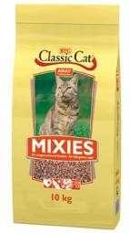 Classic Cat Mixies 10 kg, 3 kg osta edullisesti