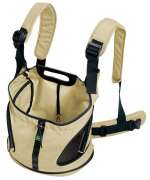 Hunter Bag Outdoor - Kangaroo, Beige 20x35x30 cm buy online - Dog Carrier Bags
