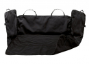 Hunter Car blanket for protection for the trunk, black 100x65cm