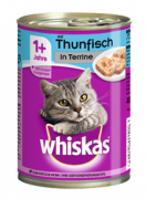 Whiskas Dose in Sauce with Tuna - EAN: 4008429067891