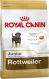 Royal Canin Breed Health Nutrition Rottweiler Junior 12 kg, 3 kg testatut