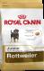 Royal Canin Breed Health Nutrition - Rottweiler Junior 12 kg, 3 kg