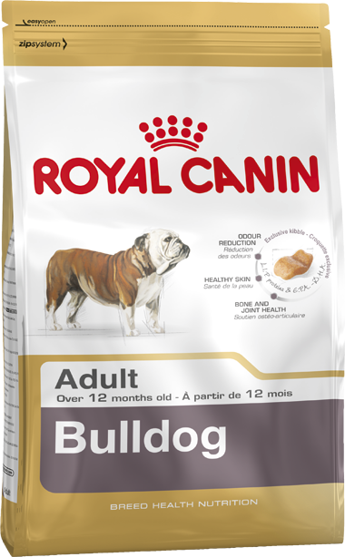 Royal Canin Breed Health Nutrition Bulldog Adult 3 kg 3182550719797 erfaringer