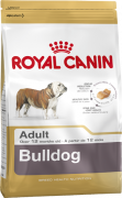 Royal Canin Breed Health Nutrition Bulldog Adult 3 kg