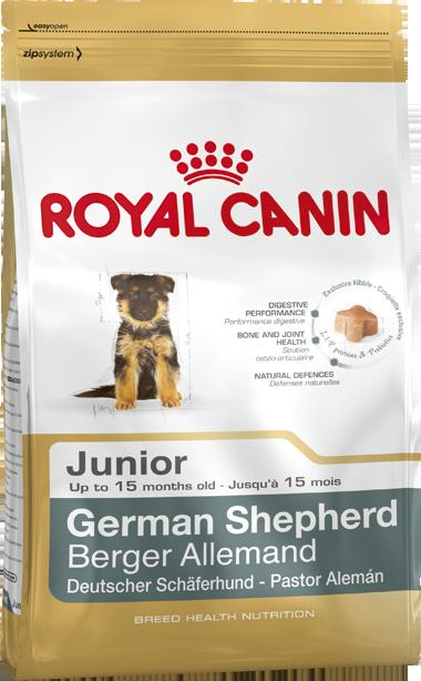 Royal Canin Breed Health Nutrition German Shepherd Junior 3 kg