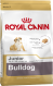 Royal Canin Breed Health Nutrition Bulldog Junior 12 kg, 3 kg test