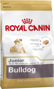 Royal Canin Breed Health Nutrition Bulldog Junior 3 kg
