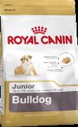 Royal Canin Breed Health Nutrition Bulldog Junior 3 kg  i vår dyrebutikk