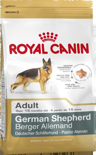 Royal Canin Breed Health Nutrition German Shepherd Adult 3182550715744 kokemuksia