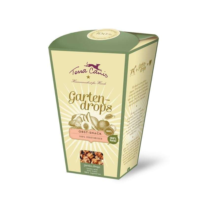 Terra Canis Garden Drops, Fruit Snack 250 g