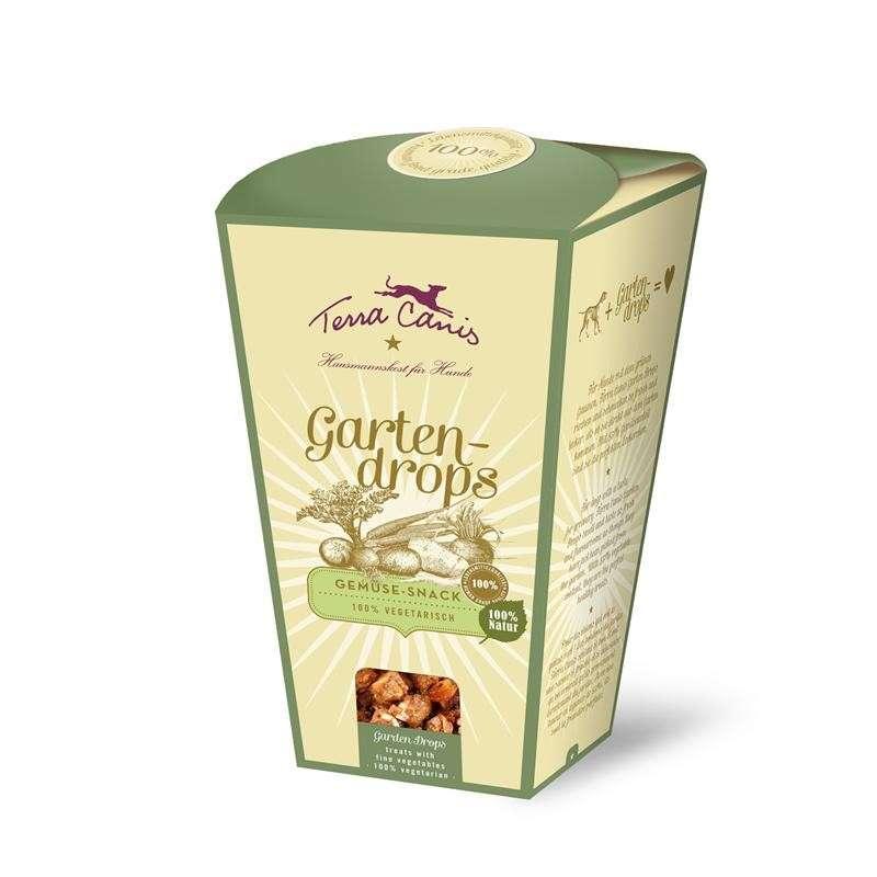 Terra Canis Garden Drops, Groente Snack 250 g 4260109621988