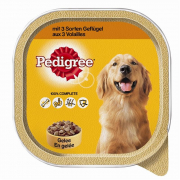 Pedigree 3 Kinds of Poultry in Jelly 300 g