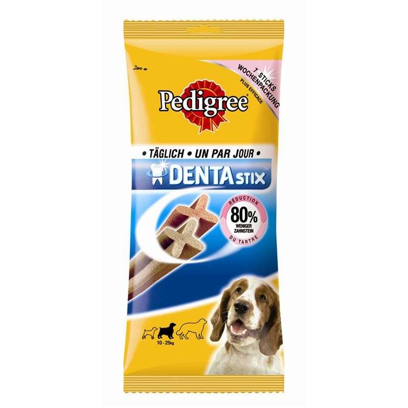 Pedigree DentaStix Medium 180 g