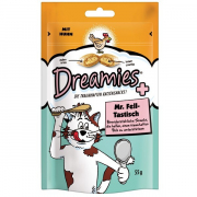 Dreamies Cat Mr. Peau & Pelage 55 g