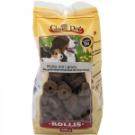 Classic Dog Snack Rollis with Lamb
