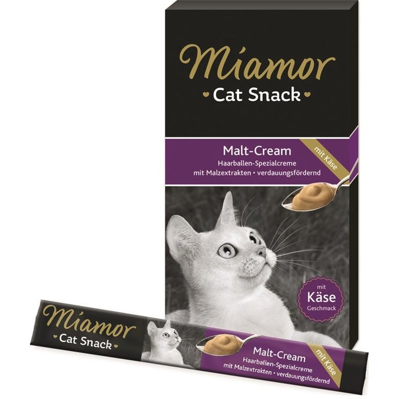 Miamor Cat Snack Malt-Kaas 6x15 g