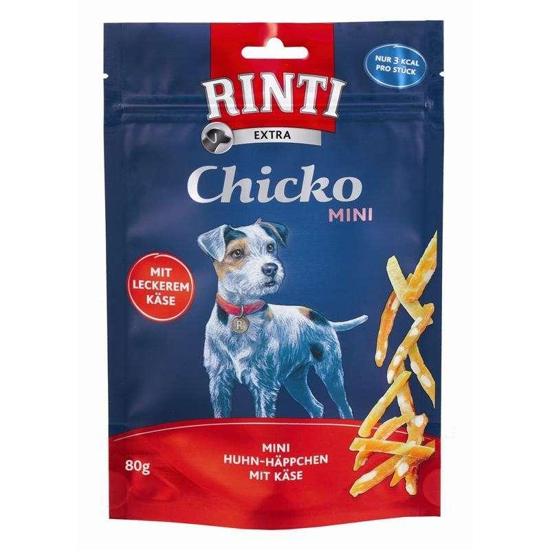 Rinti Extra Chicko Mini Kip & Kaas 80 g
