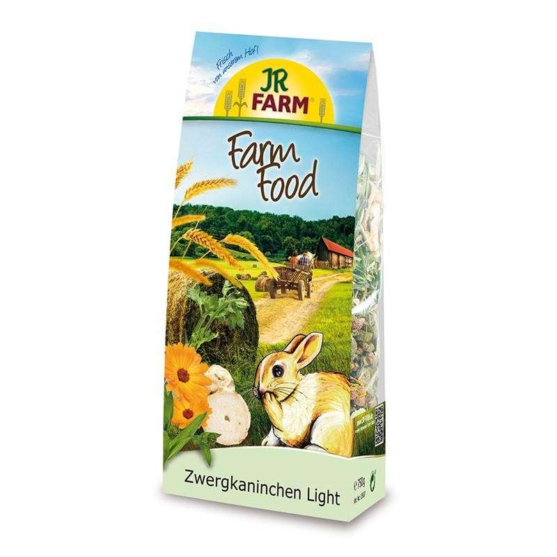 JR Farm Dwergkonijn Light 750 g