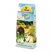JR Farm Food Zwergkaninchen Junior - EAN: 4024344136382